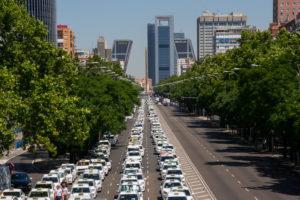 taxi castellana